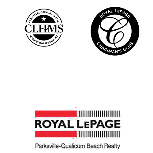 Royal LePage Parksville-Qualicum Beach Realty (PBO) Logo