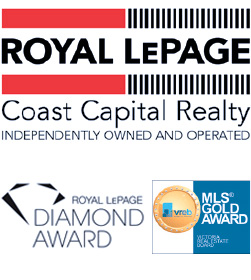 Royal LePage Coast Capital - Oak Bay Logo
