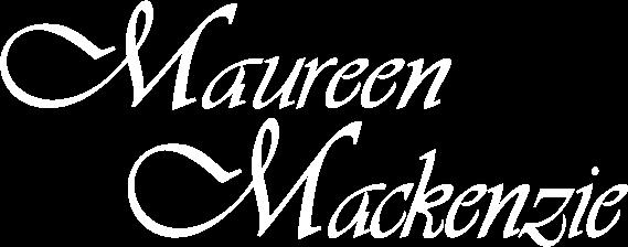 Maureen Mackenzie*
