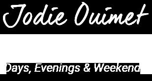 Jodie Ouimet